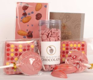 The Ministry of Chocolate Ruby range
