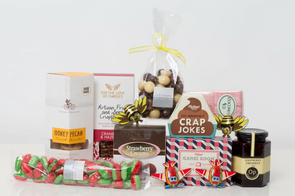 Darriwill Farm Highton - Family Fun hamper
