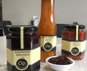 The Award Winning Flavours of Otway Preserves