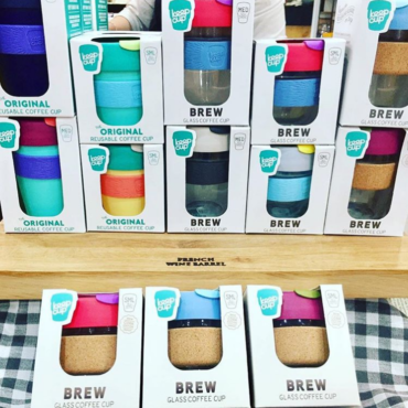Reusable cups: Helping Keep a Lid on Waste