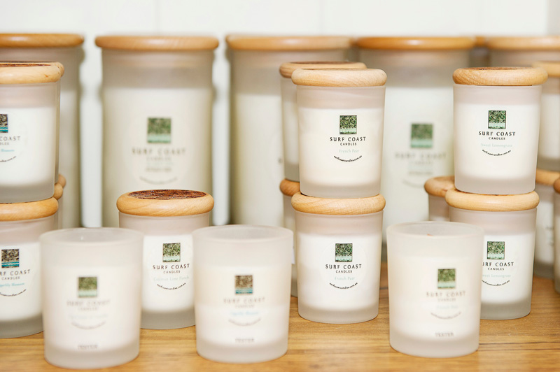 Surf Coast Candles