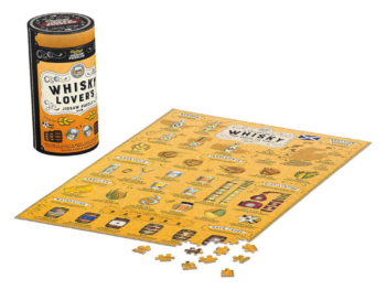 Ridley Whisky Lovers Puzzle