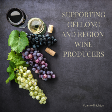 Supporting Geelong and Region Wine Producers